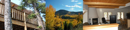 Taos Mountain Vacation Rentals
